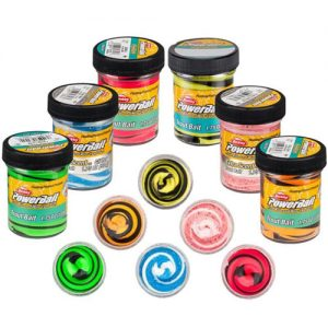 Original scent Berkley Powerbait Trout Bait Swirl